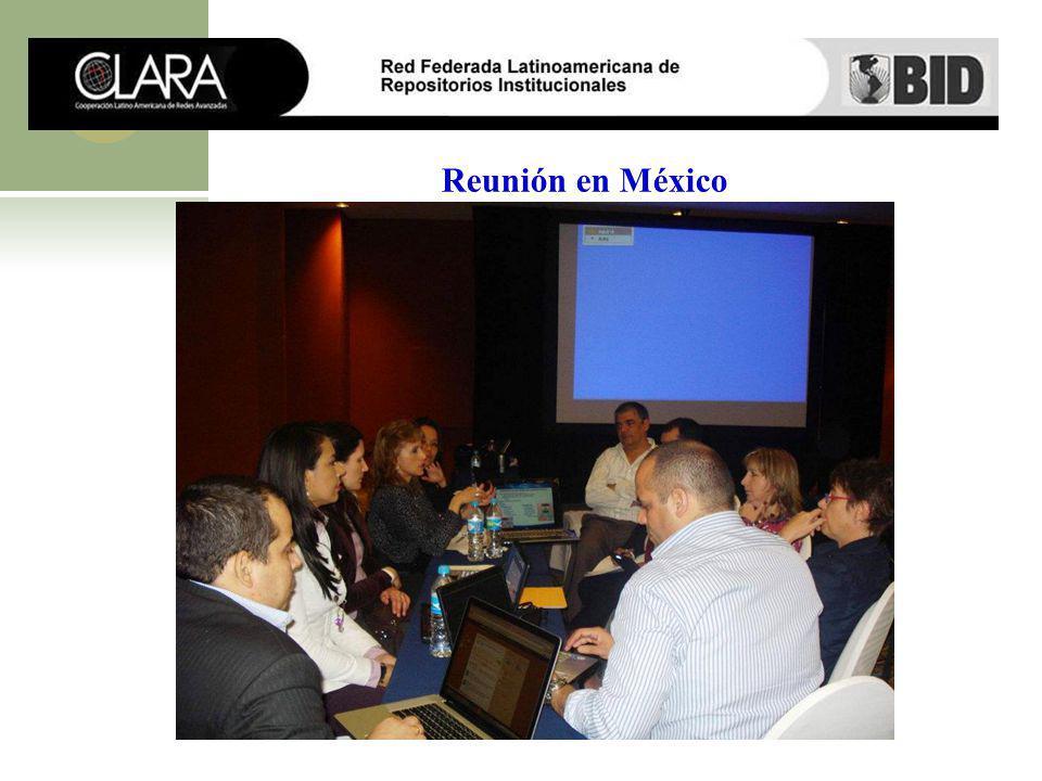Reunión en México