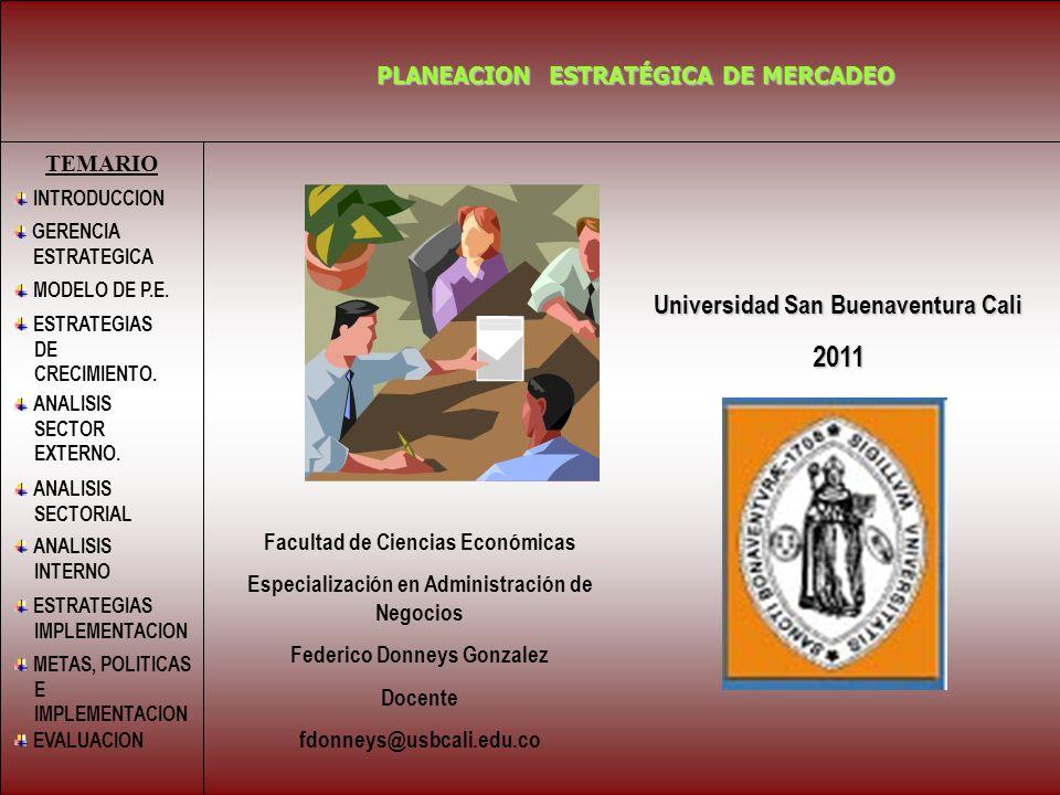 2011 Universidad San Buenaventura Cali