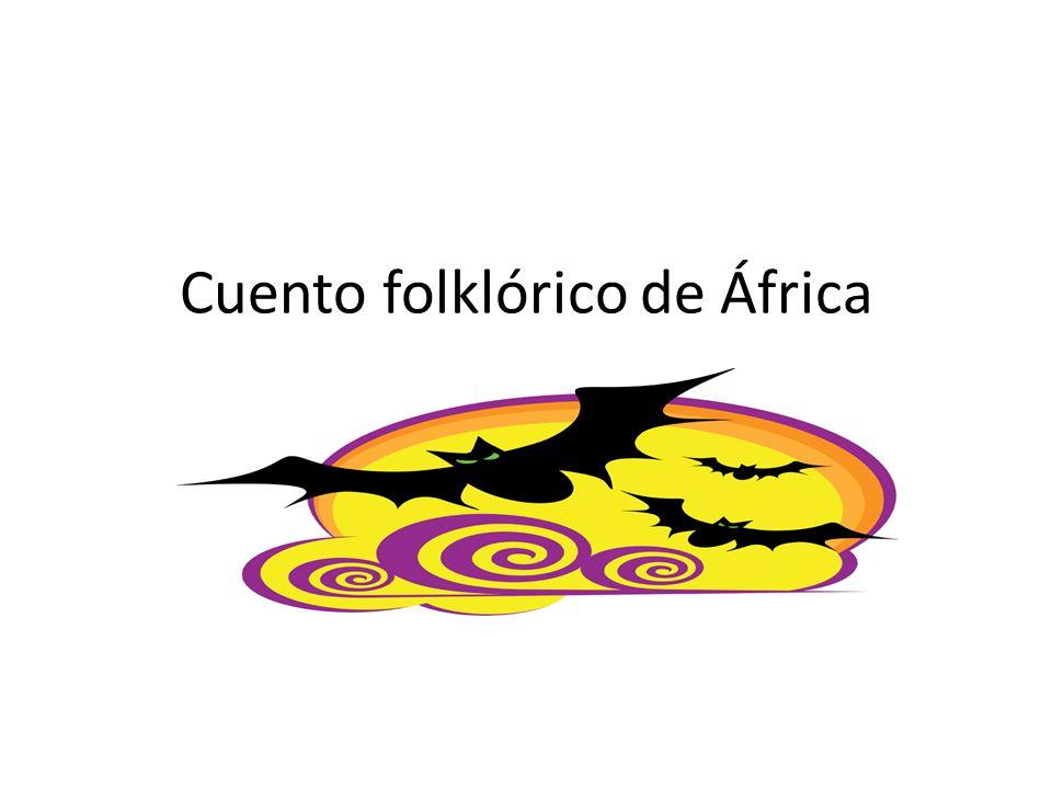 Cuento folklórico de África