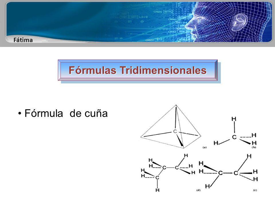 Fórmulas Tridimensionales