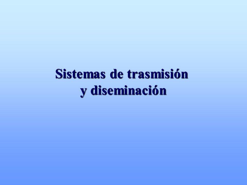 Sistemas de trasmisión