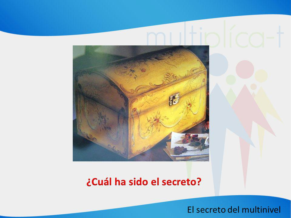¿Cuál ha sido el secreto