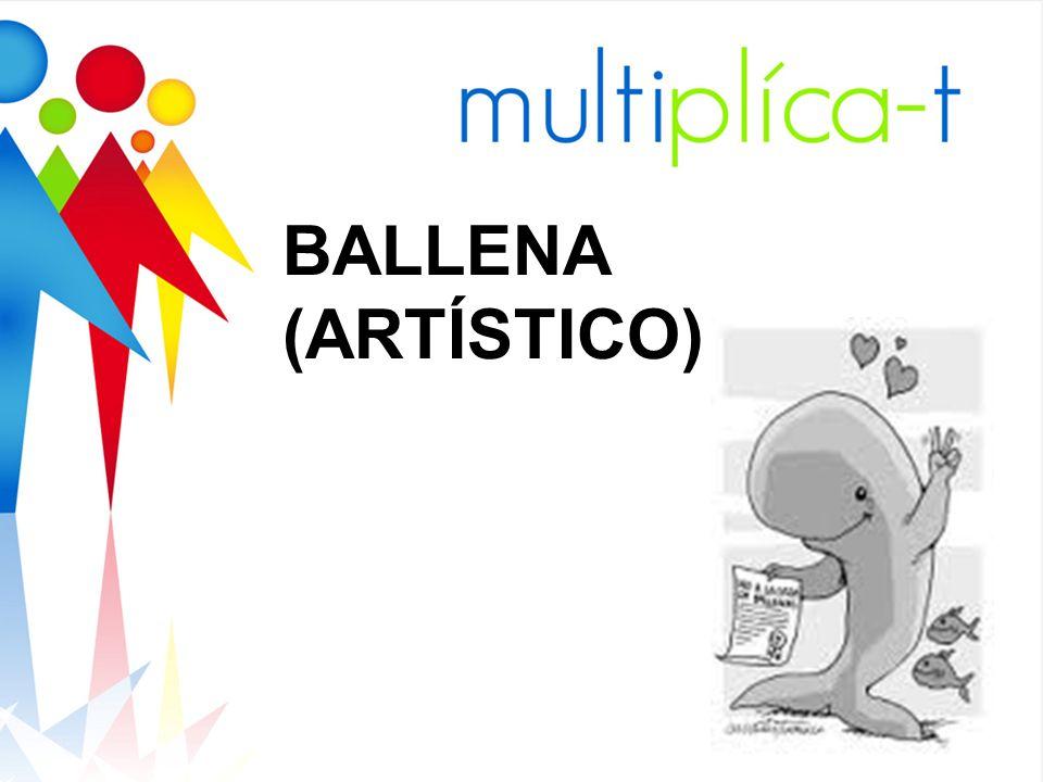 BALLENA (ARTÍSTICO)