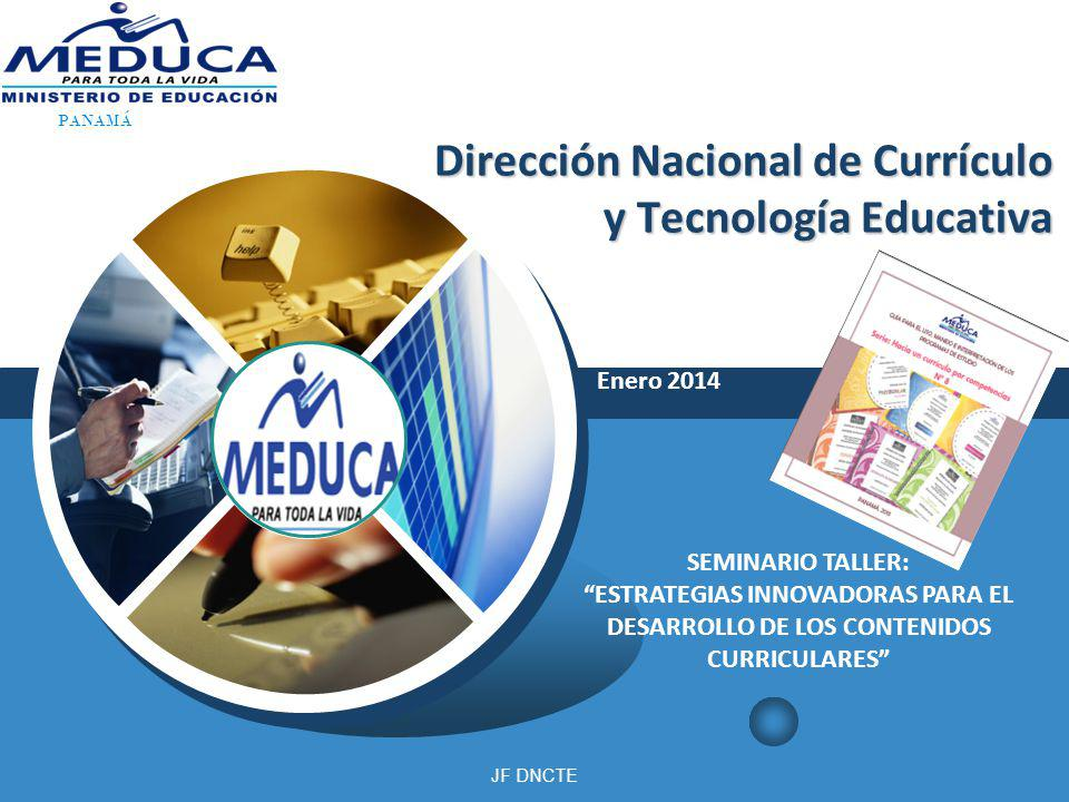 Dirección Nacional de Currículo y Tecnología Educativa