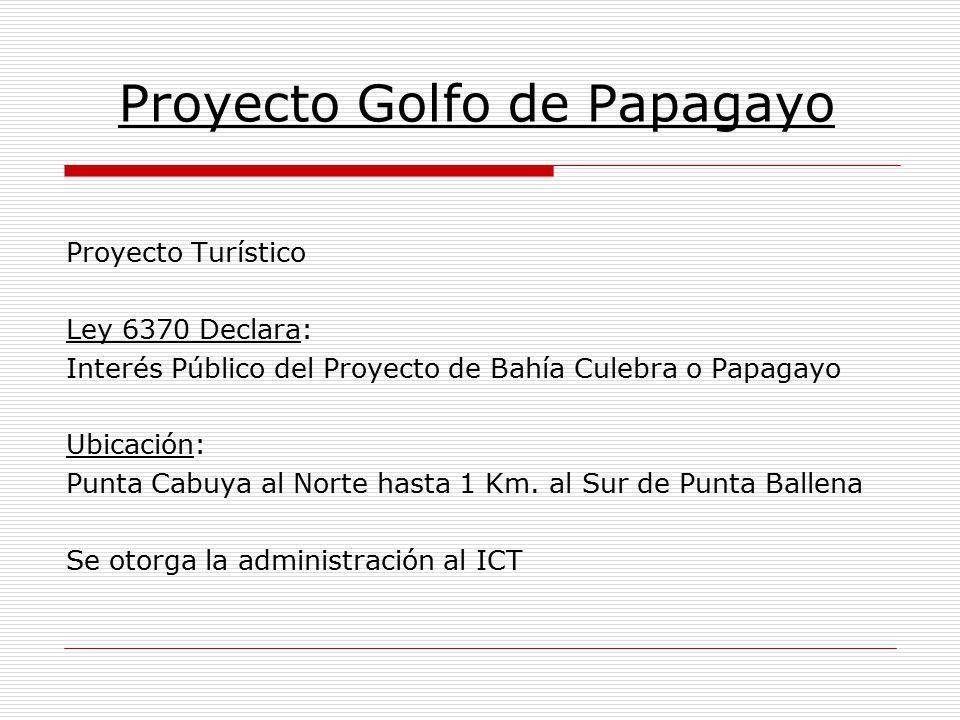 Proyecto Golfo de Papagayo
