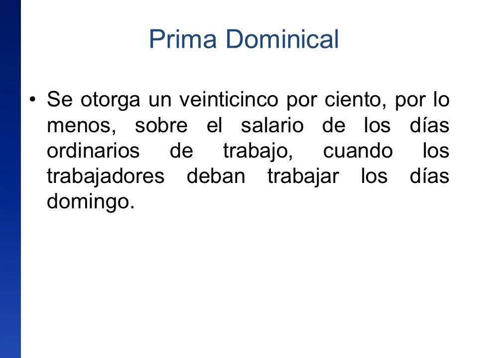 Prima Dominical