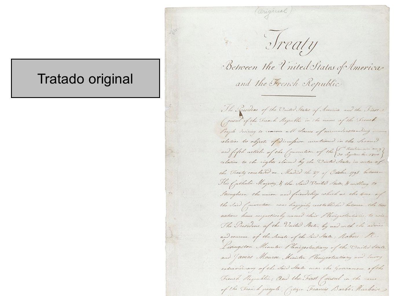 Tratado original
