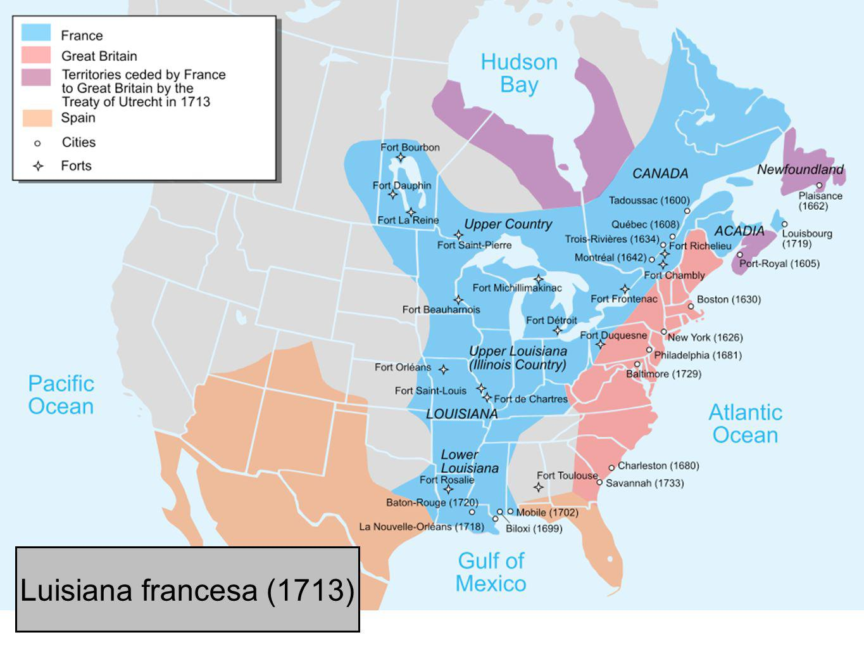 Luisiana francesa (1713)