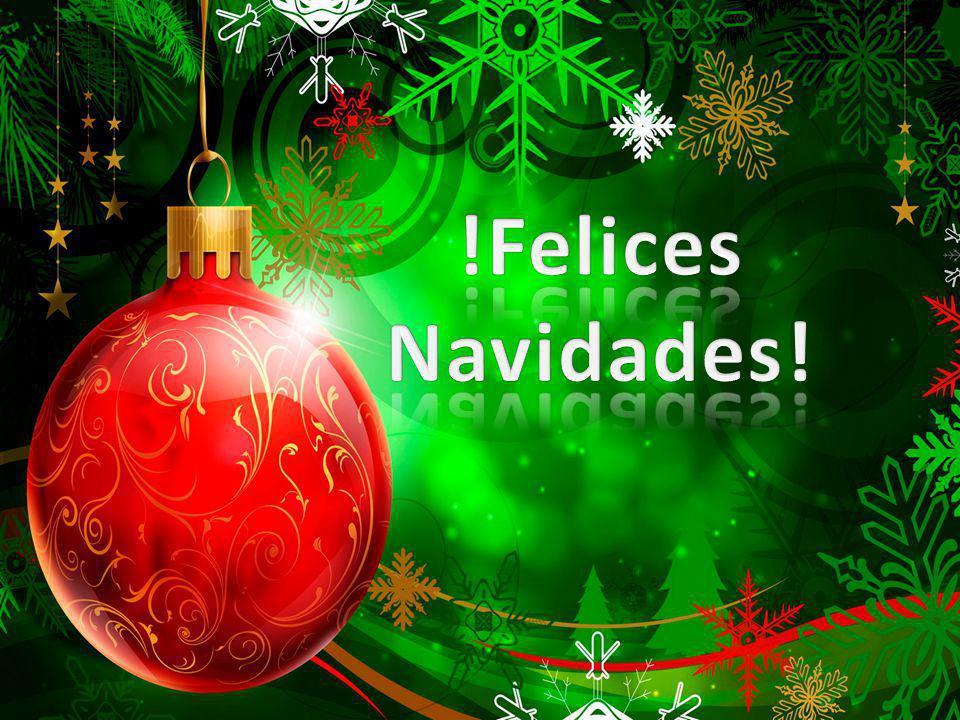 !Felices Navidades!