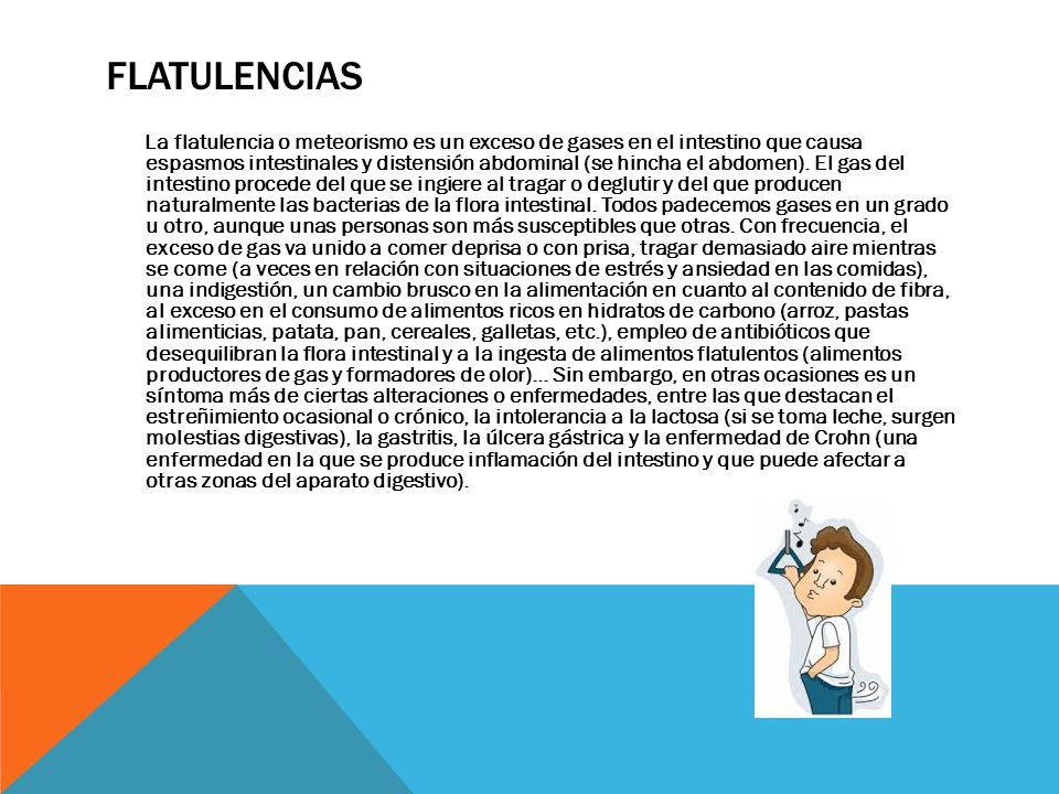 FLATULENCIAS