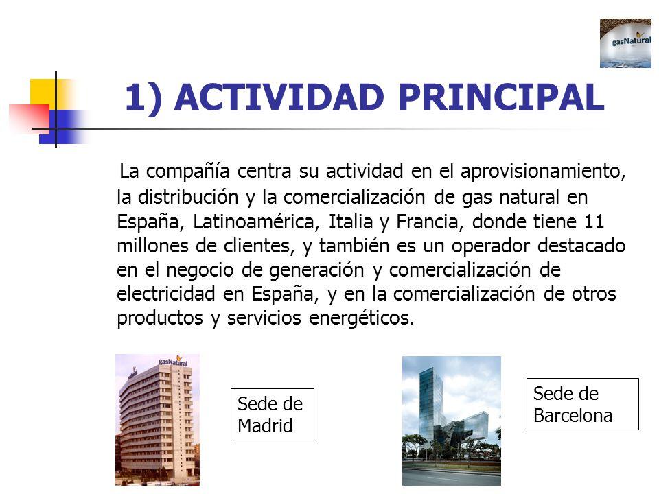 1) ACTIVIDAD PRINCIPAL