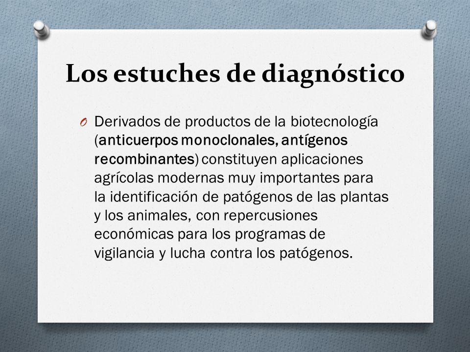 Los estuches de diagnóstico