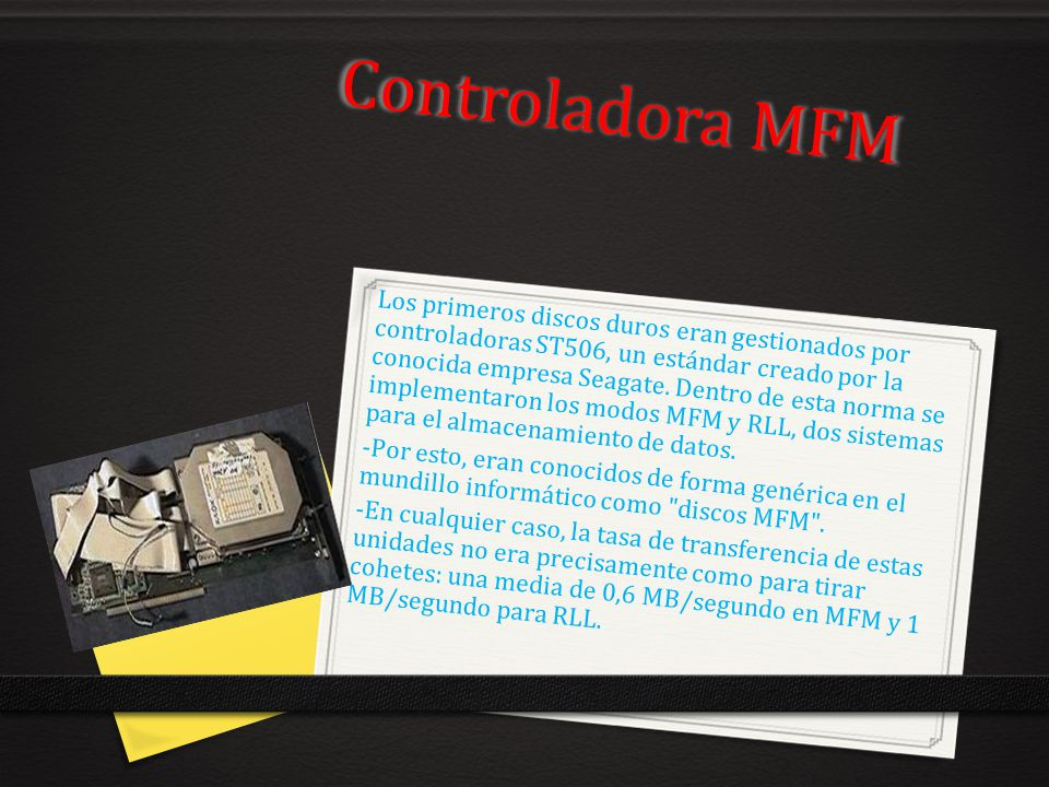Controladora MFM
