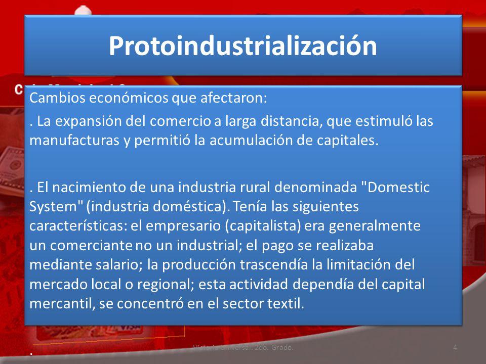 Protoindustrialización