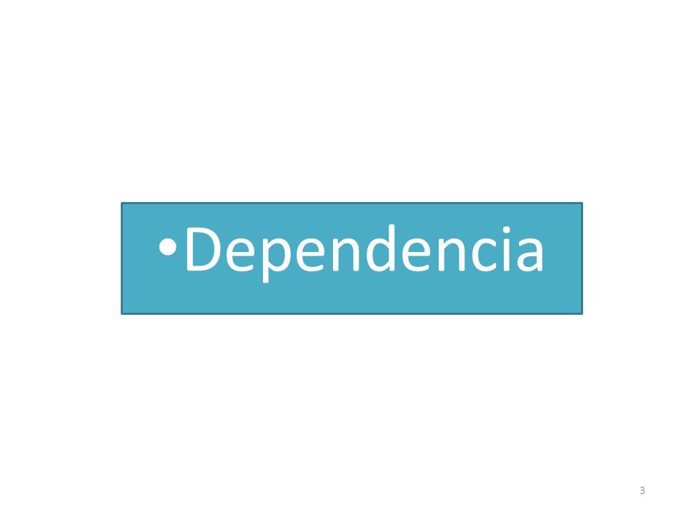Dependencia