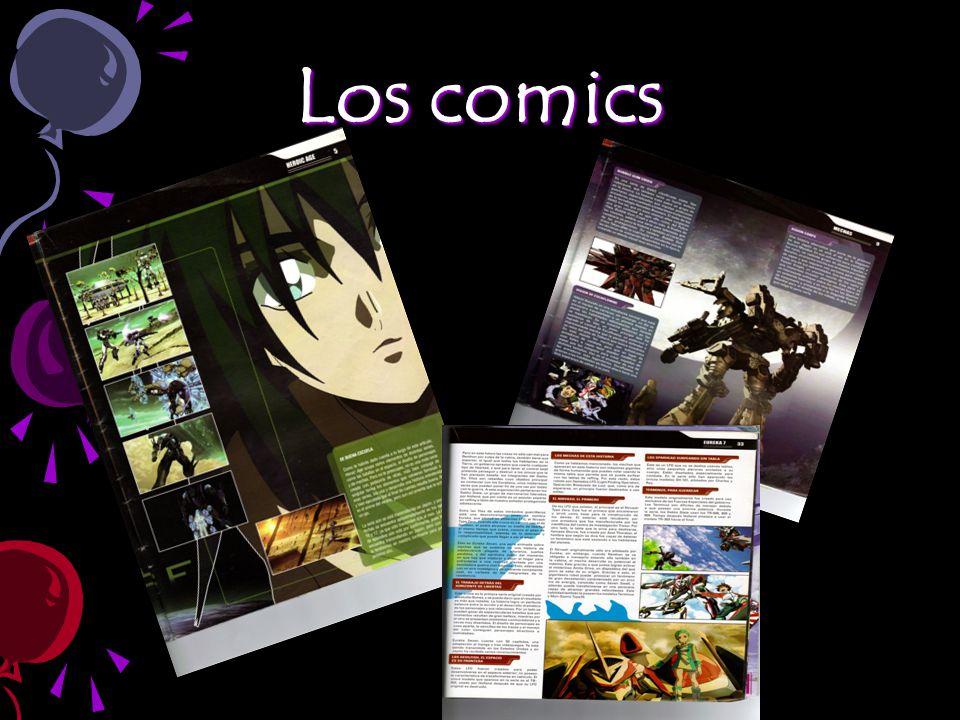 Los comics