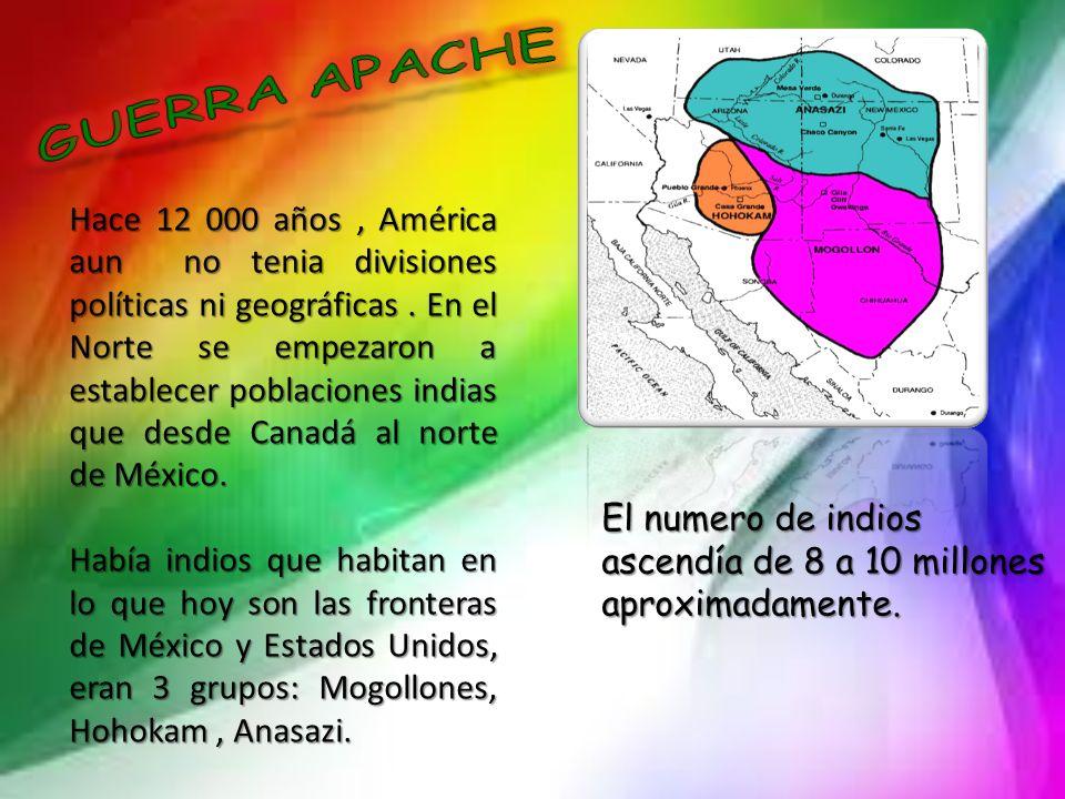GUERRA APACHE