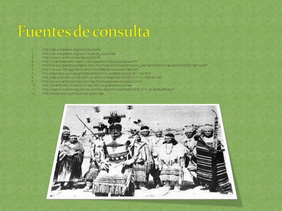 Fuentes de consulta http://es.wikipedia.org/wiki/Apache