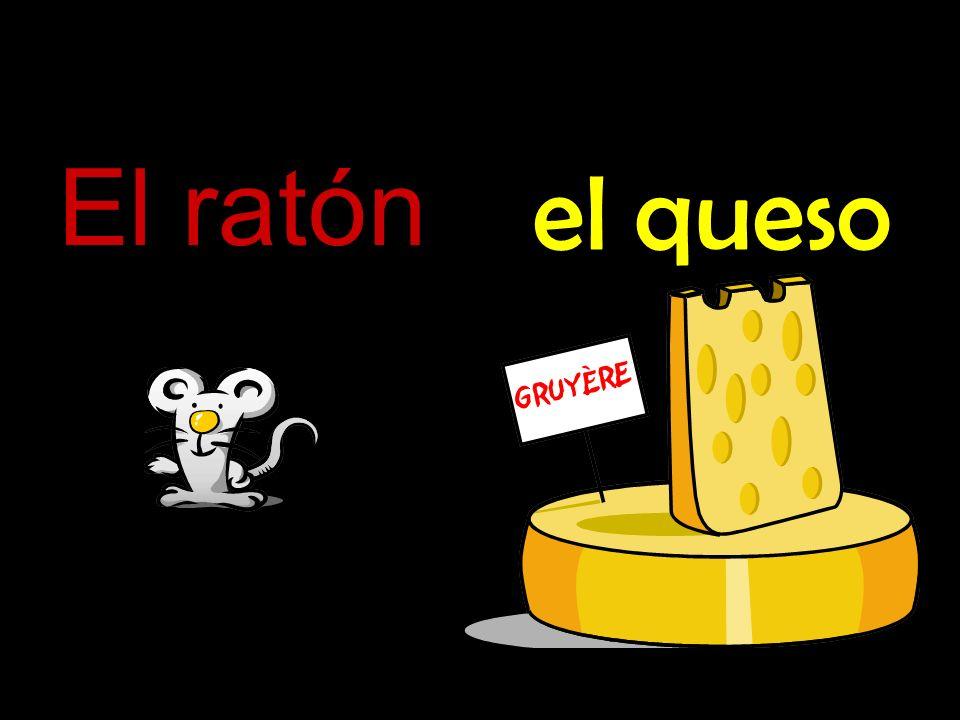 El ratón el queso