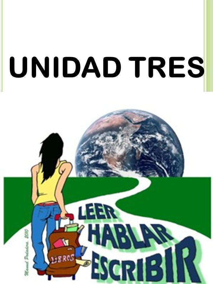 UNIDAD TRES