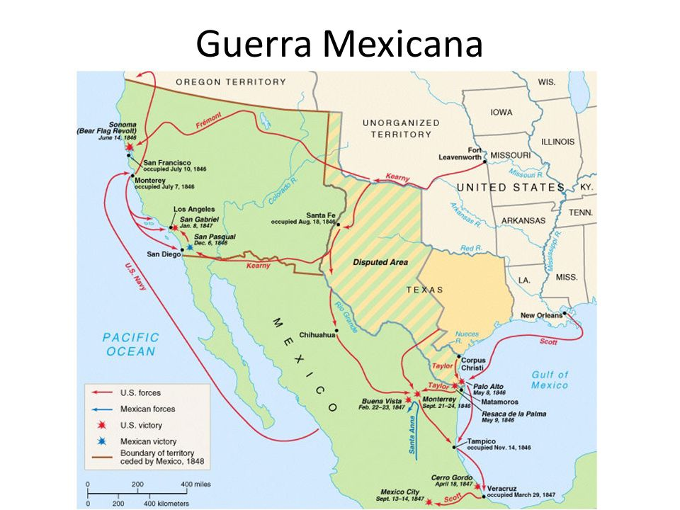 Guerra Mexicana