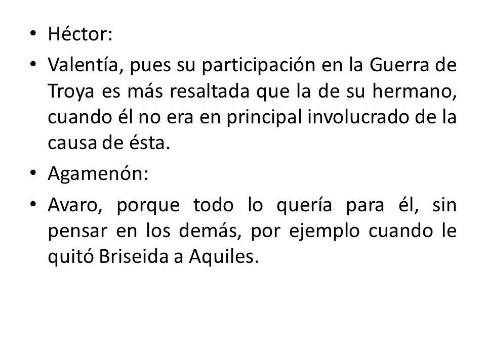 Héctor: