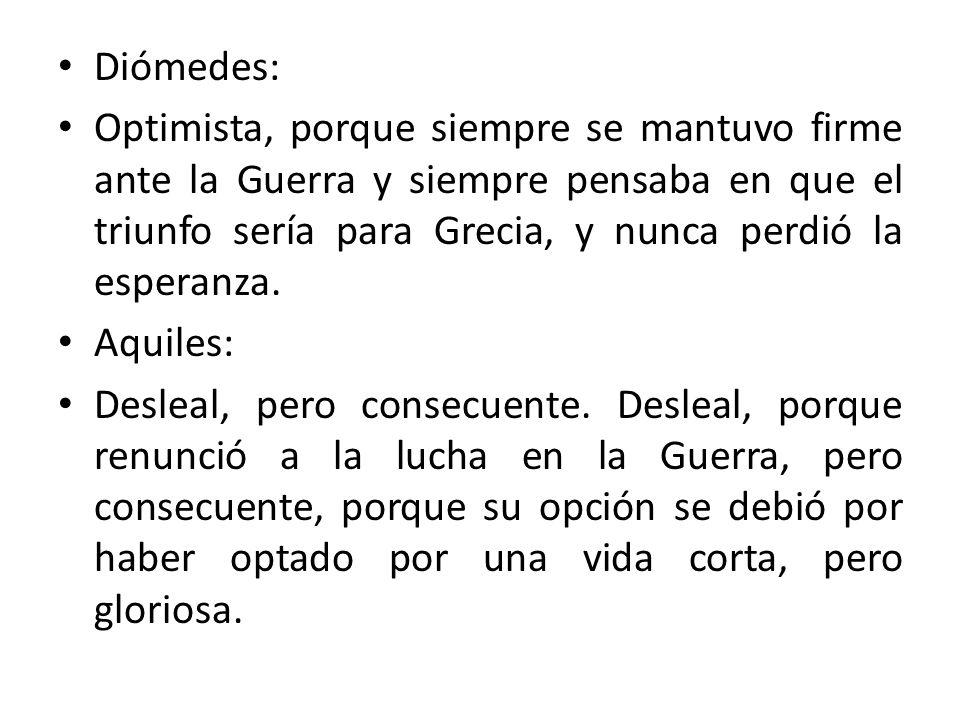 Diómedes: