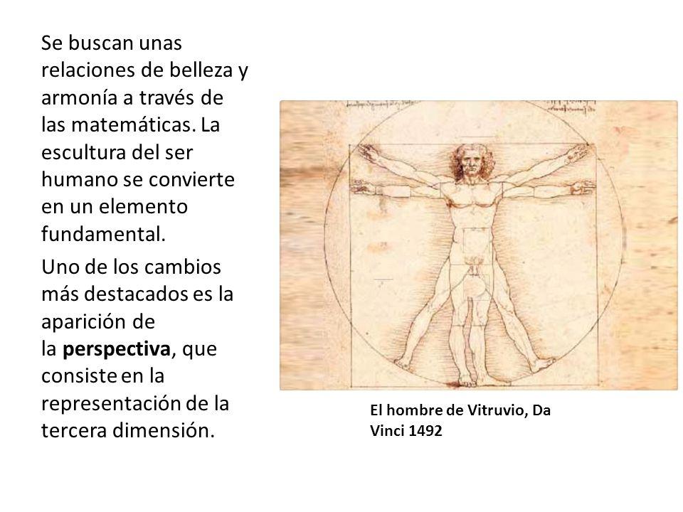 El hombre de Vitruvio, Da Vinci 1492