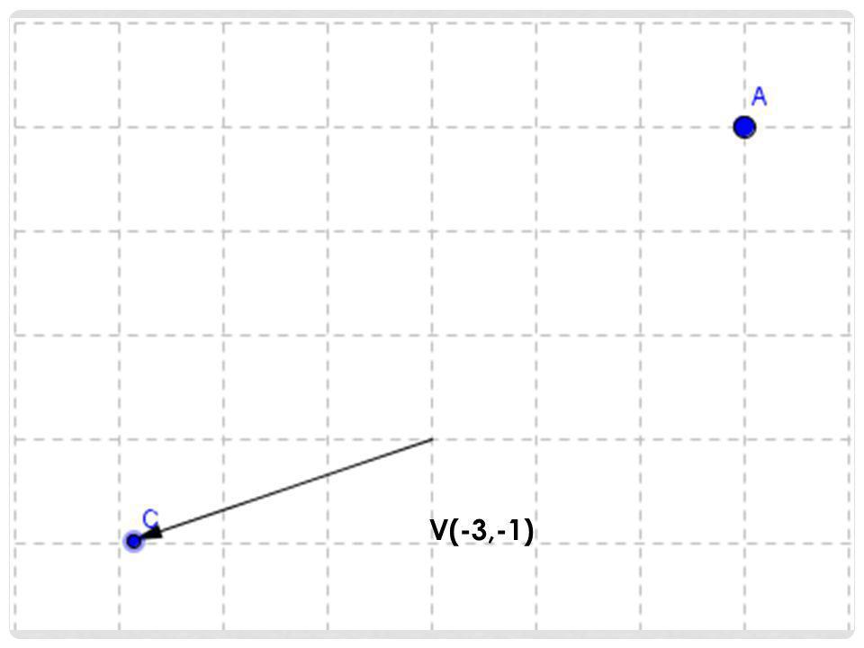 V(-3,-1)