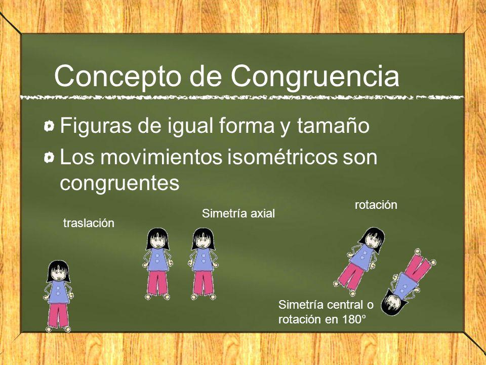 Concepto de Congruencia