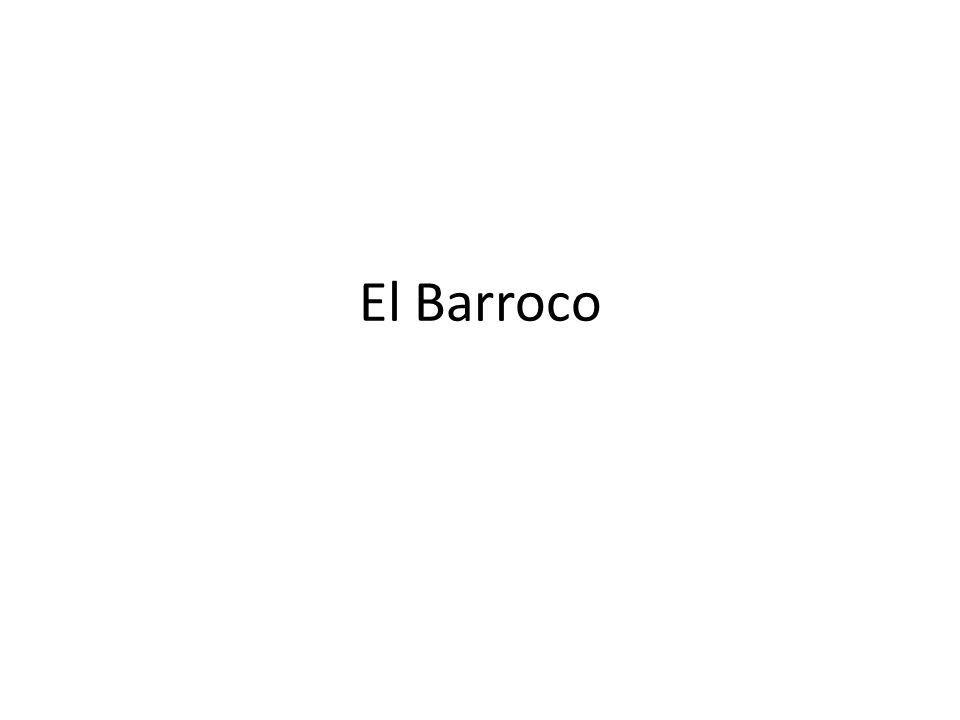 El Barroco