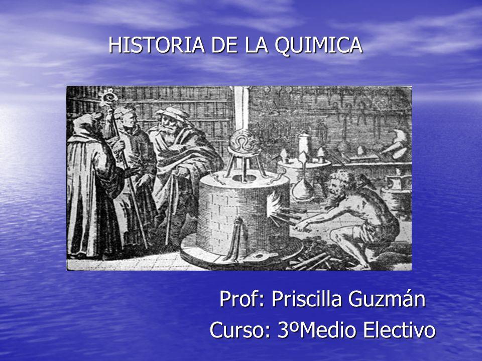 Prof: Priscilla Guzmán Curso: 3ºMedio Electivo