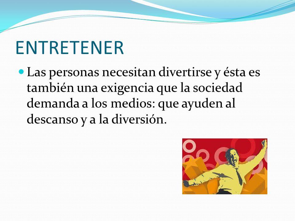 ENTRETENER