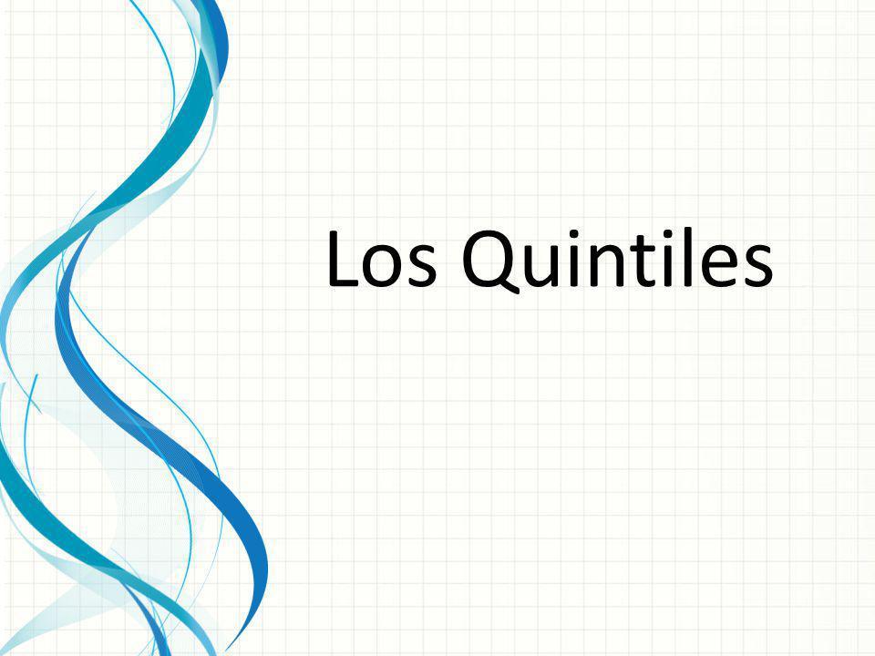 Los Quintiles
