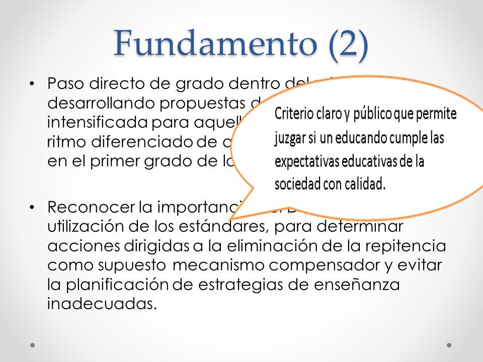 Fundamento (2)