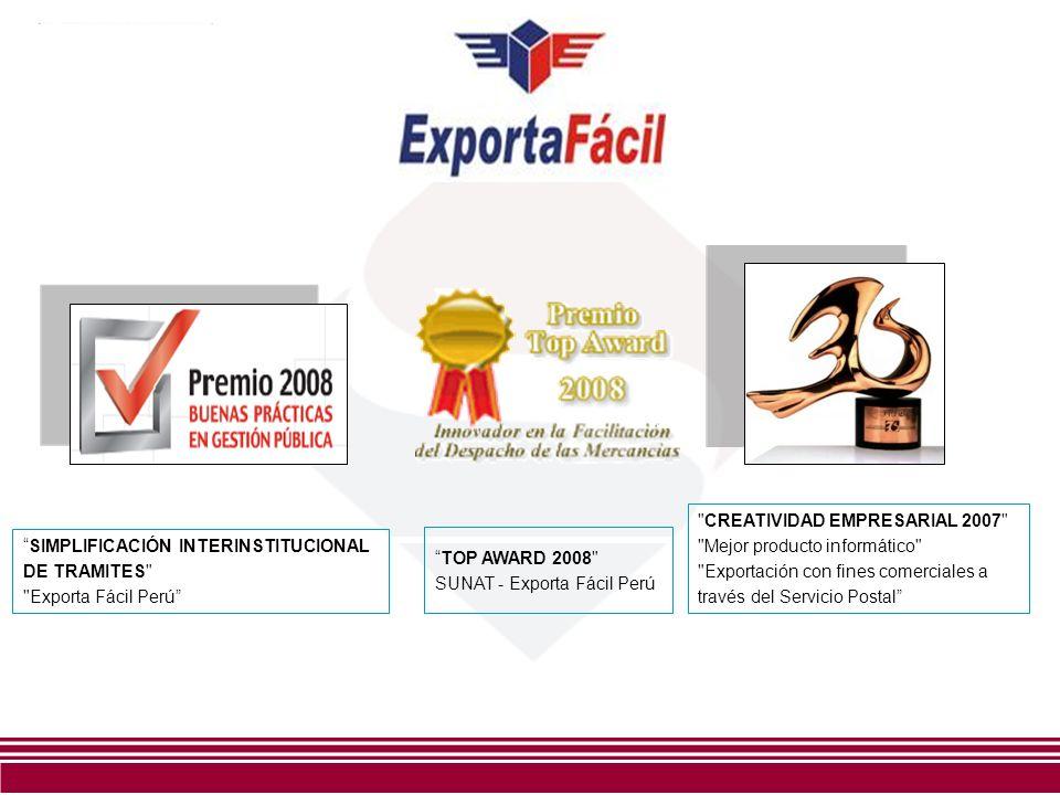 CREATIVIDAD EMPRESARIAL 2007
