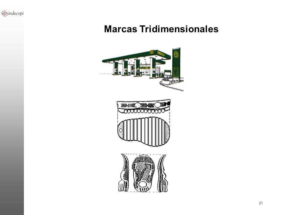 Marcas Tridimensionales