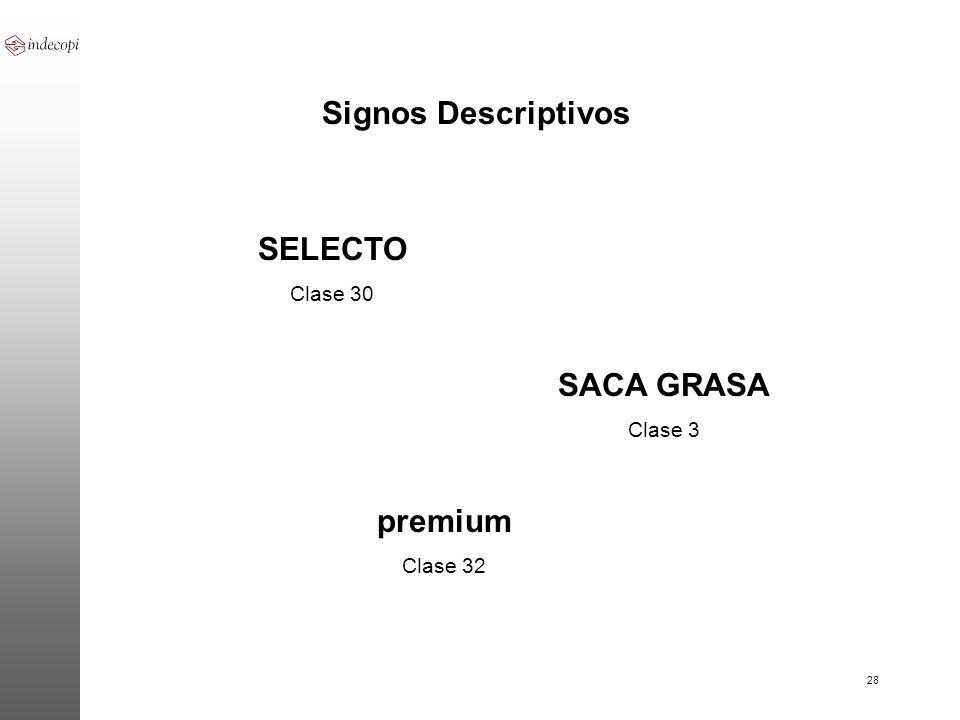 SELECTO SACA GRASA premium