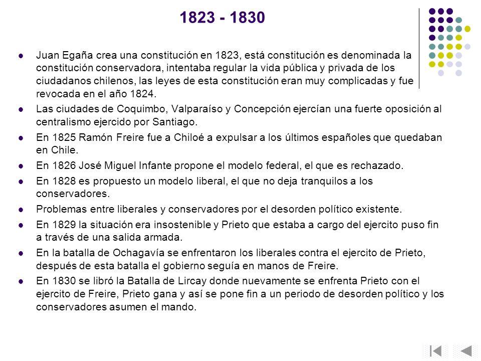 1823 - 1830
