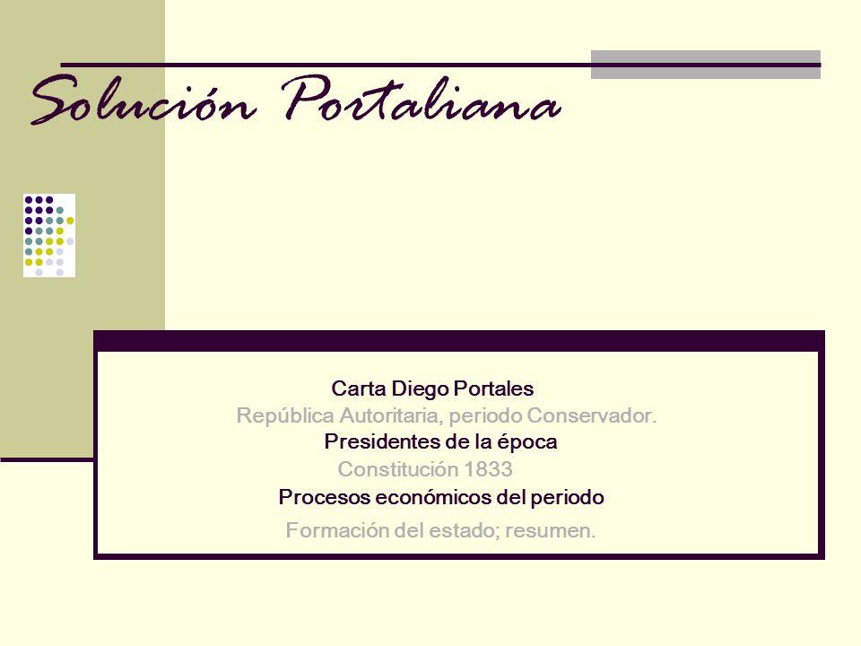 Procesos económicos del periodo Formación del estado; resumen.
