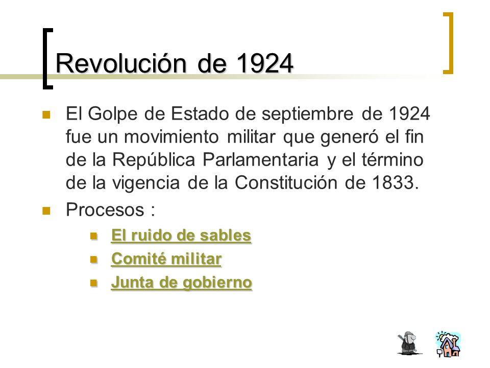 Revolución de 1924