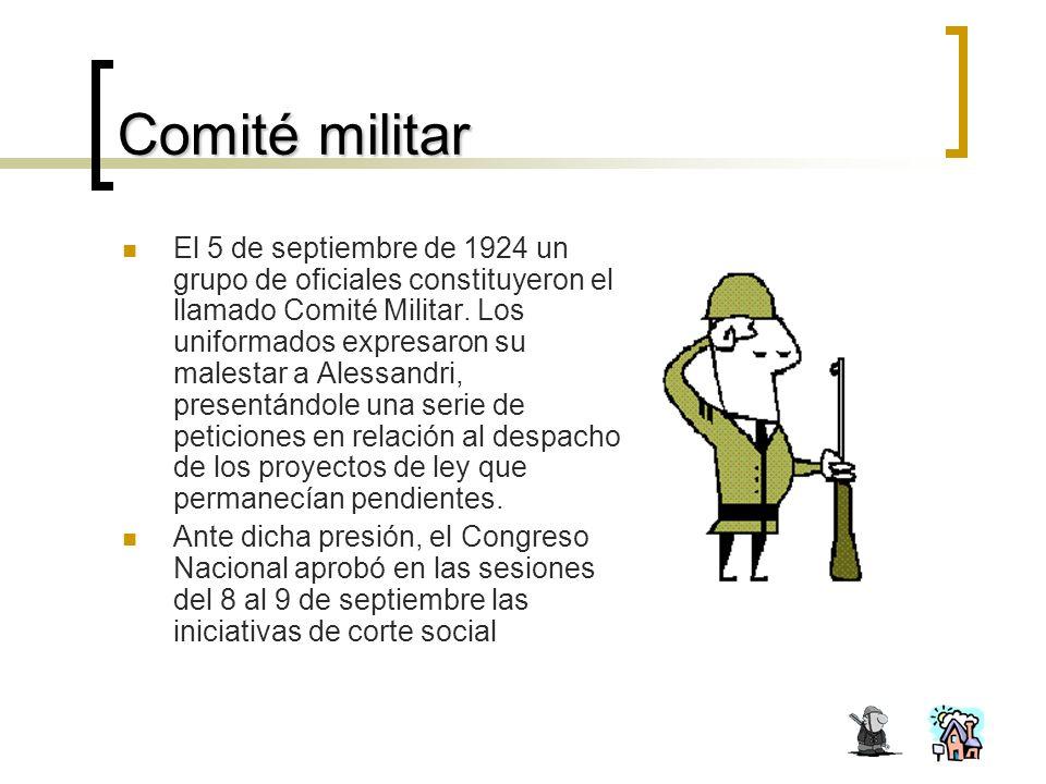 Comité militar