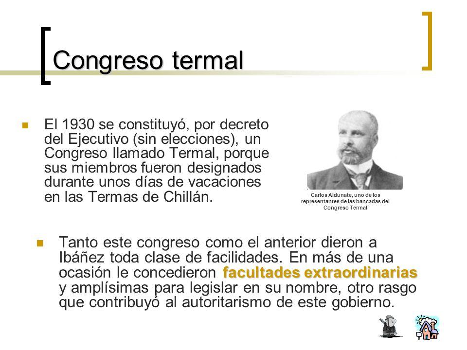 Congreso termal