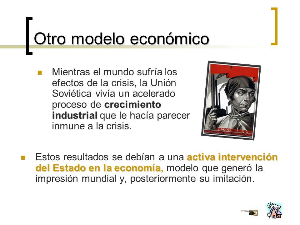 Otro modelo económico