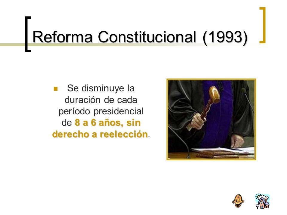 Reforma Constitucional (1993)