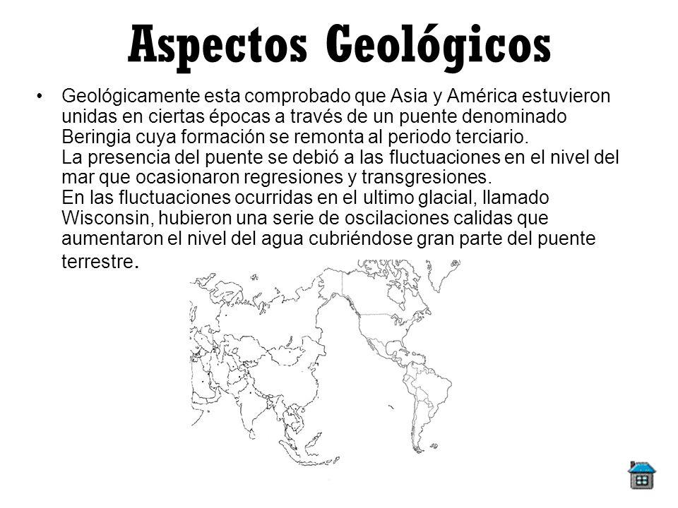 Aspectos Geológicos