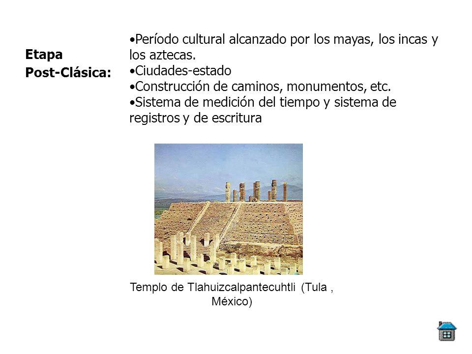 Templo de Tlahuizcalpantecuhtli (Tula , México)