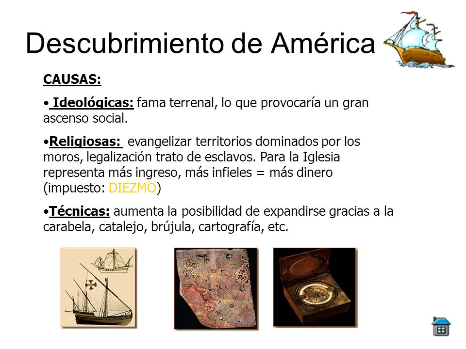 Descubrimiento de América
