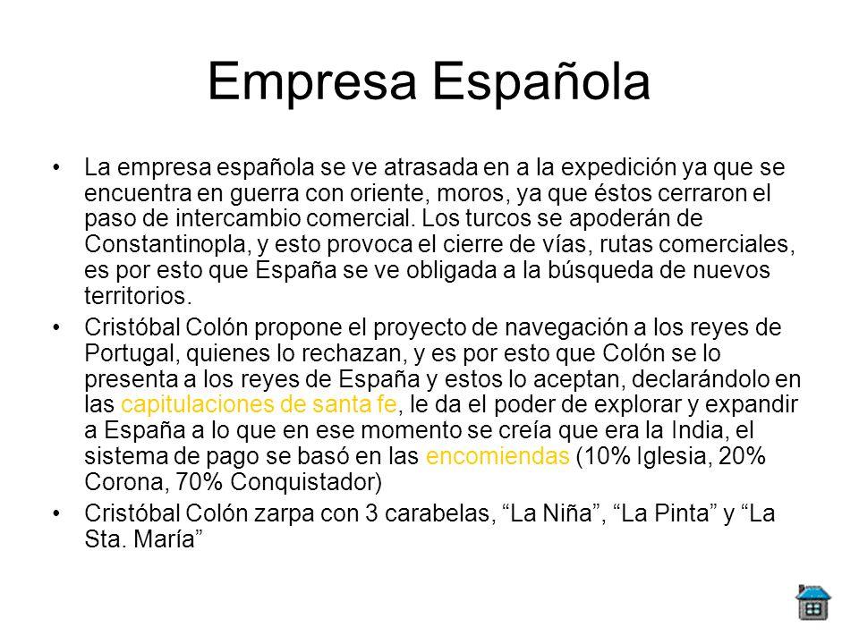 Empresa Española