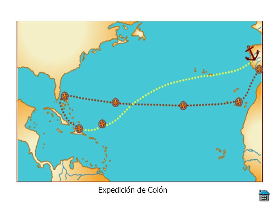 Expedición de Colón